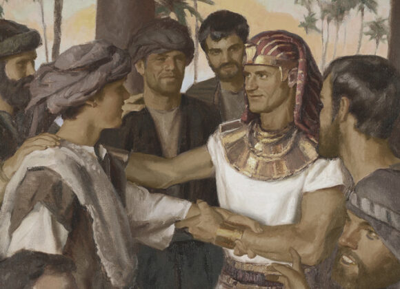 Joseph A Young Man Who Loved & Trusted GOD